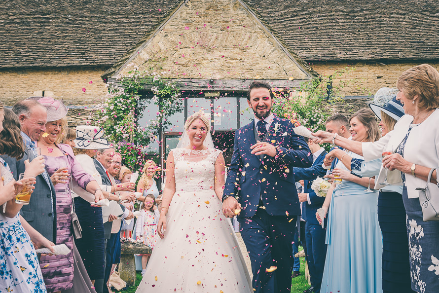 Great Tythe Barn Confetti