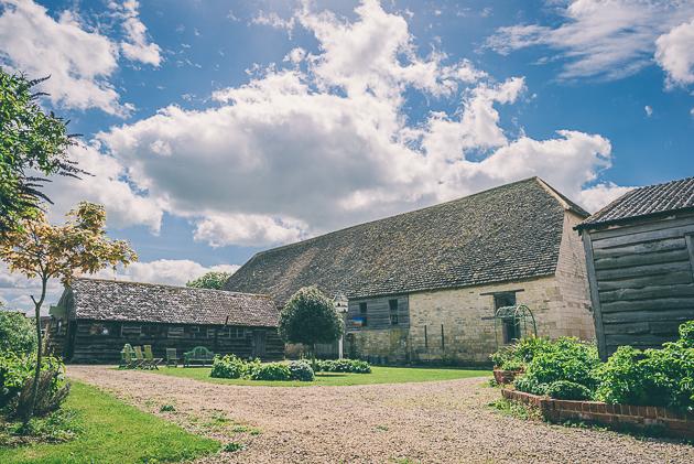Brockworth Court Priors Tithe Barn