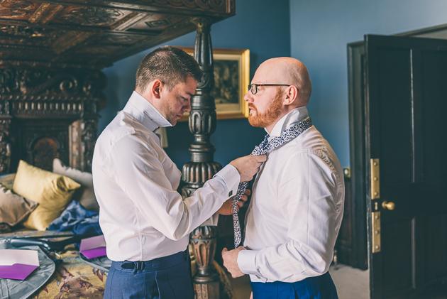 Elmore Court Same Sex Wedding