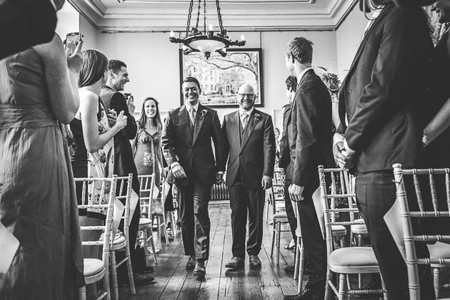 Elmore Court Gay Wedding
