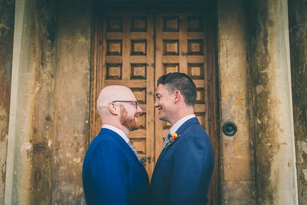 Elmore Same Sex Wedding