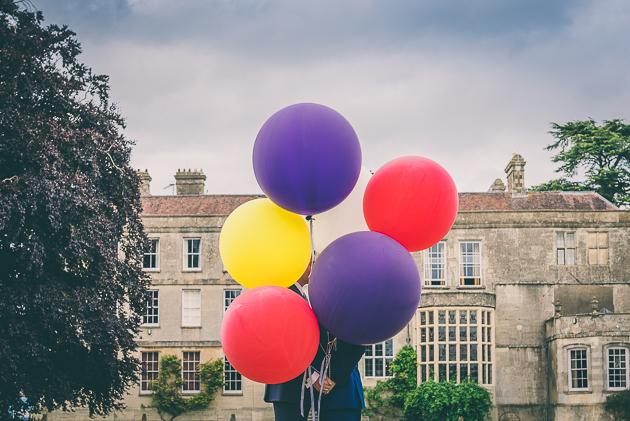 Elmore Court Wedding Balloons
