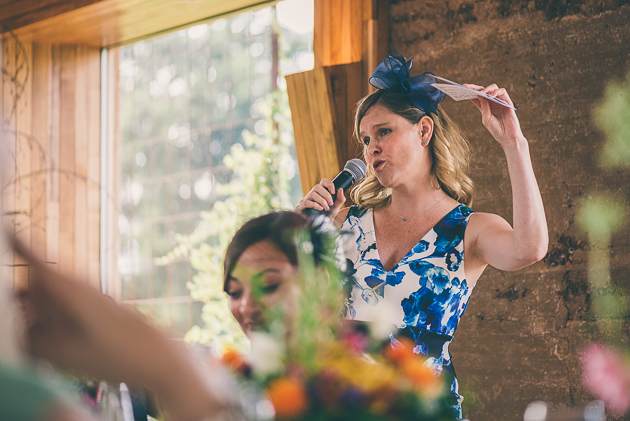 Elmore Court Wedding Speeches