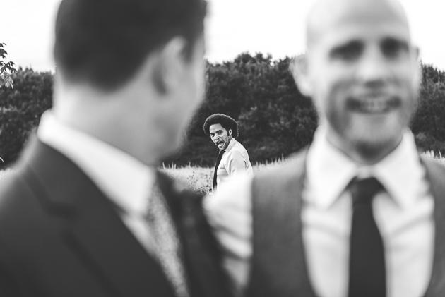 Documentary Wedding Photo Elmore Court