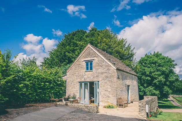 Kingscote Barn Wedding Accommodation