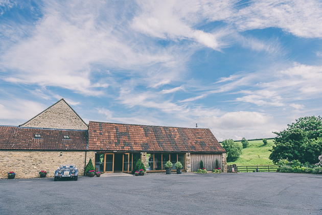 Kingscote Barn Wedding Venue