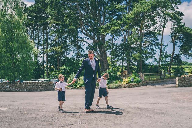 Kingscote Barn Wedding Guests