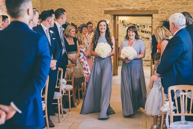 Kingscote Barn Bridesmaids