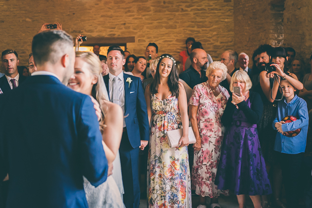 Kingscote Barn Wedding Pictures