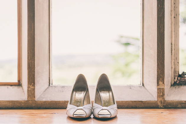 Middle Stanley Farm Wedding Shoes