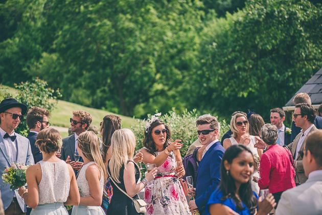 Middle Stanley Farm Wedding