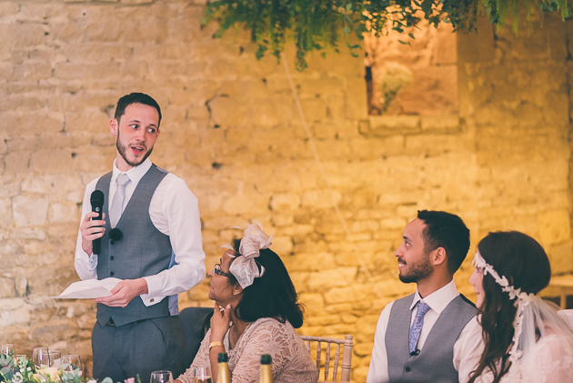 Great Tythe Barn Styling