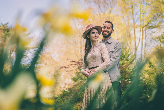 Westonbirt Arboretum Engagement Shoot