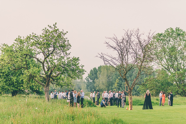 Elmore Court Summer Wedding