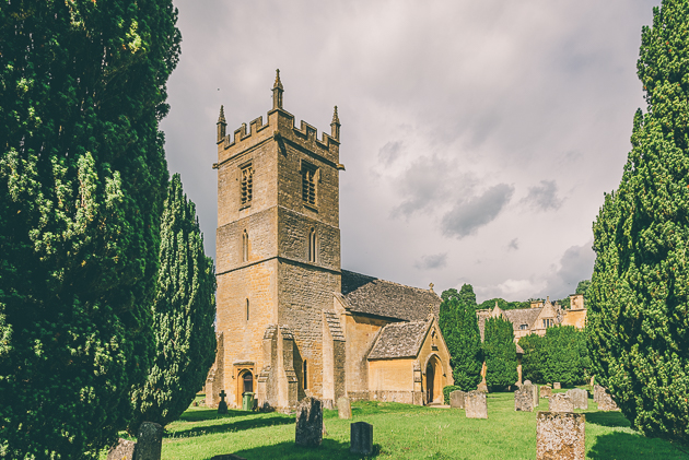 Stanway Church Gloucestershire