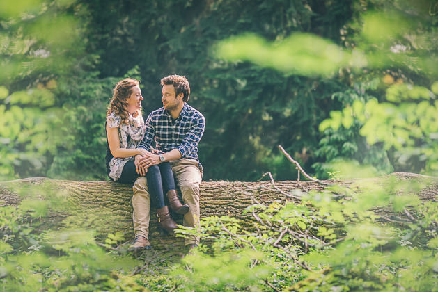 South Gloucestershire Pre-Wedding Shoot