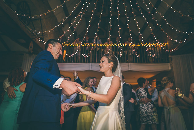 First Dance at Great Tythe Barn