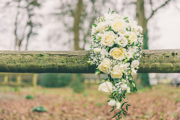 Wedding Florists at Hare and Hounds