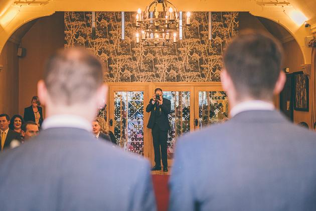 Cameras at Weddings
