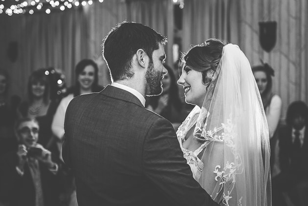 First dance at Hare and Hounds
