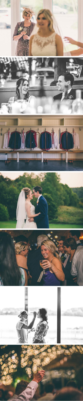 Toast during wedding speeches