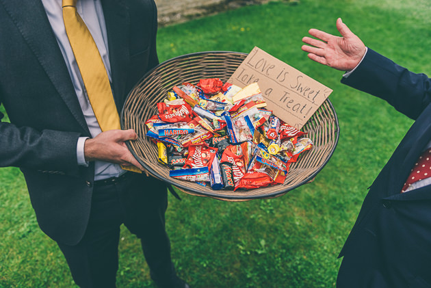Hyde House Wedding Sweets