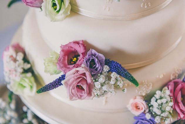 Wedding Cake Supplier at Hyde House