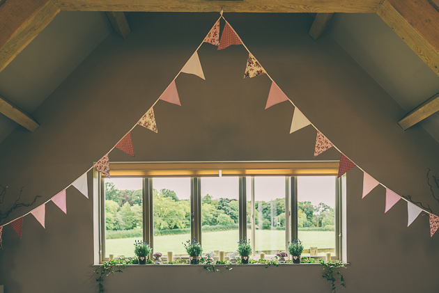 House Of Bunting Decor at Hyde House