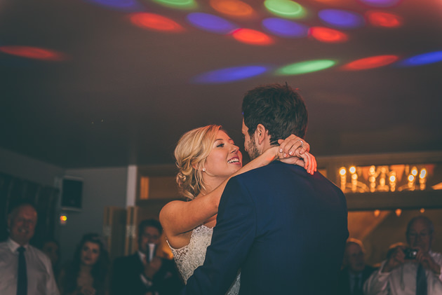 First Dance at Hyde House