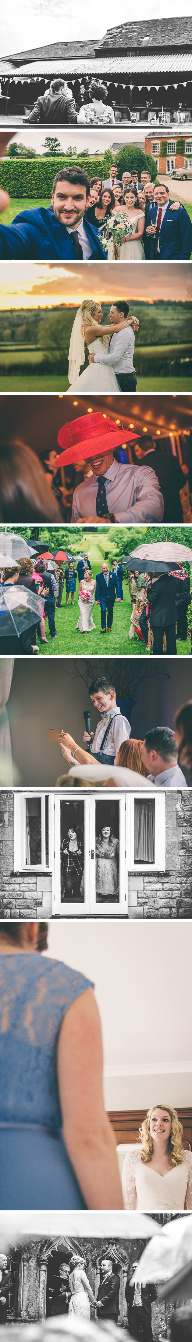 Compilation of Wedding Images