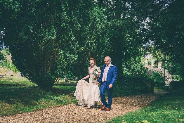 Aldsworth Village Wedding