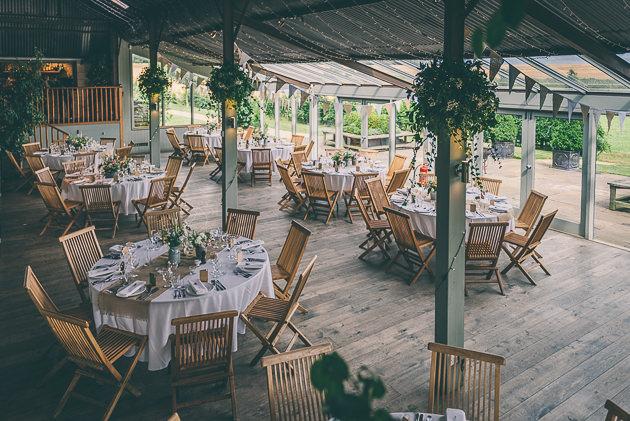 Stone Barn Wedding Table Planning