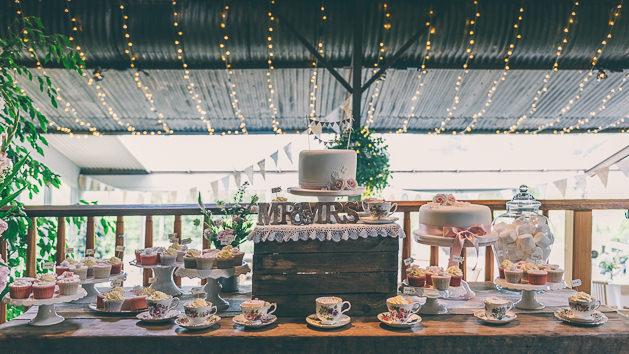 Stone Barn Wedding Examples