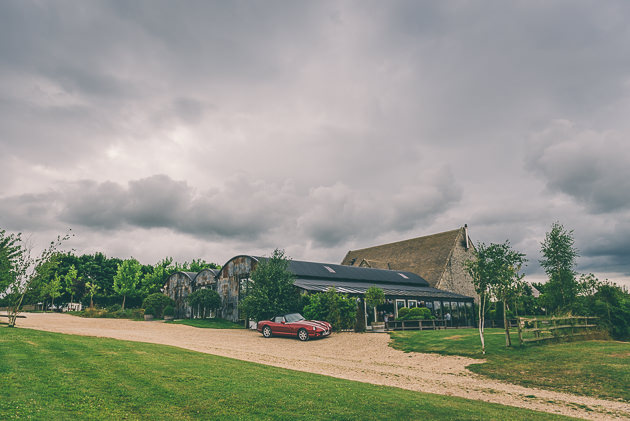 Stone Barn Summer Wedding Pictures