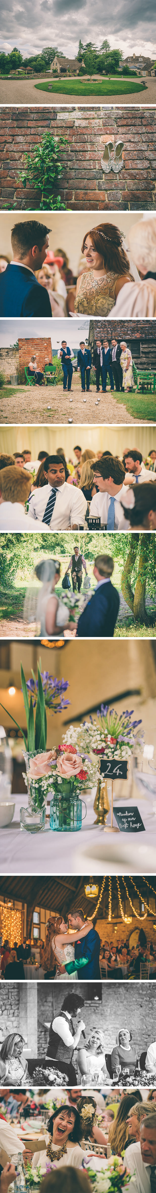 Wedding Center Piece Examples