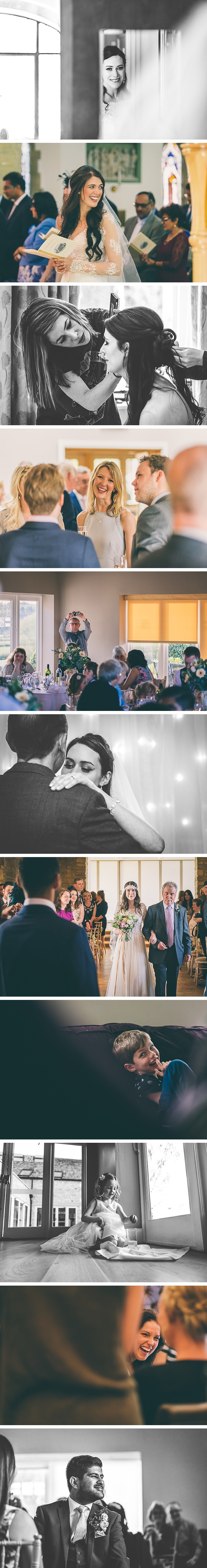 First dance at Tracy Park wedding venue