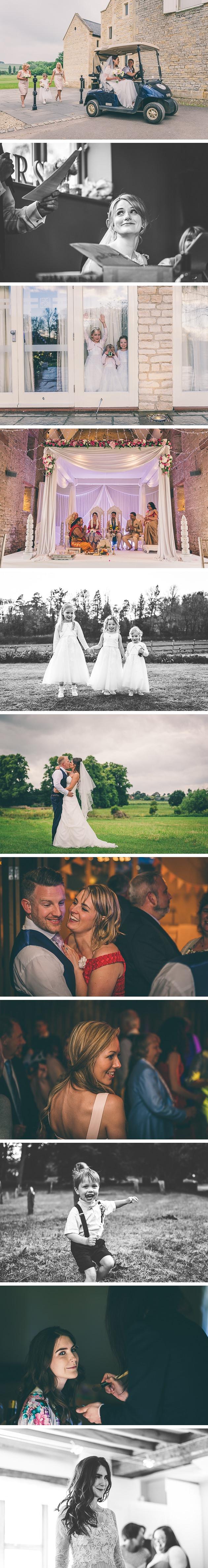 Marquee wedding near Stratford upon Avon