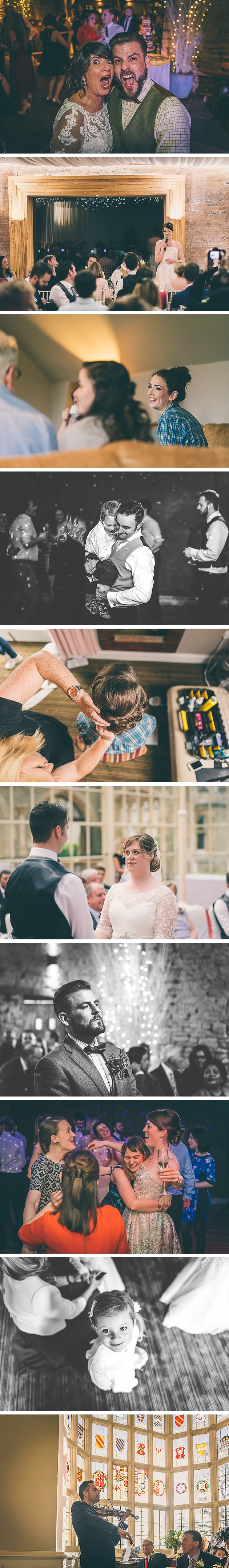 Wedding Ceremony at Torthworth Court near Bristol