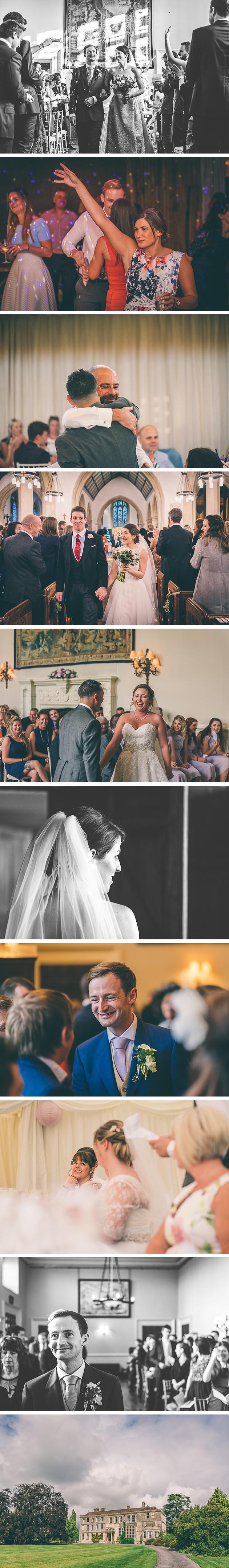 Wedding Ceremony at Elmore Court