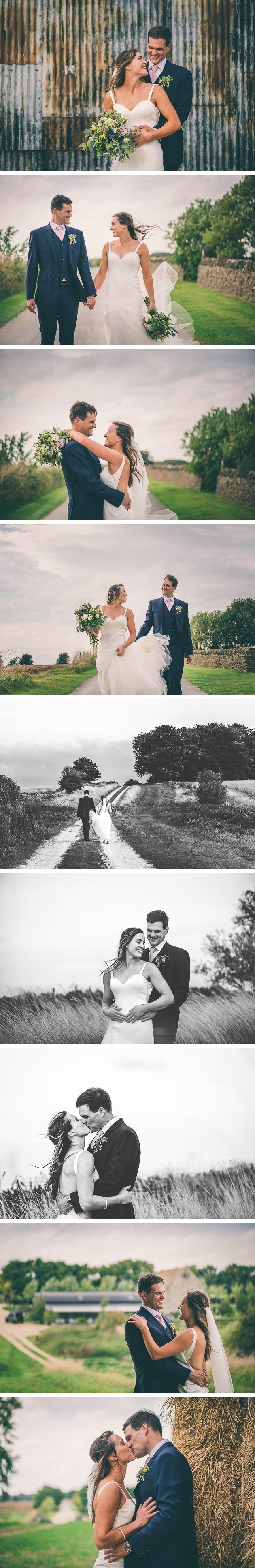 Stone Barn Summer Wedding