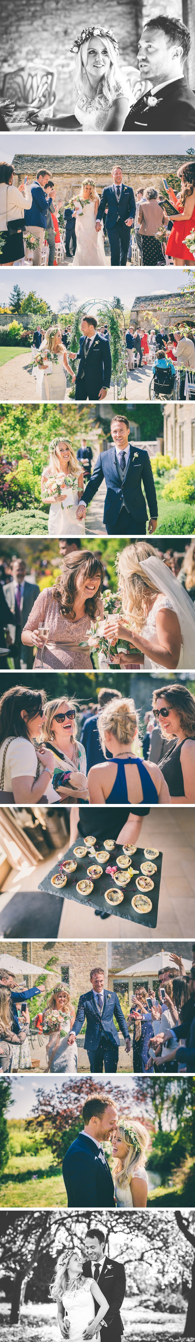 Caswell House Spring Wedding