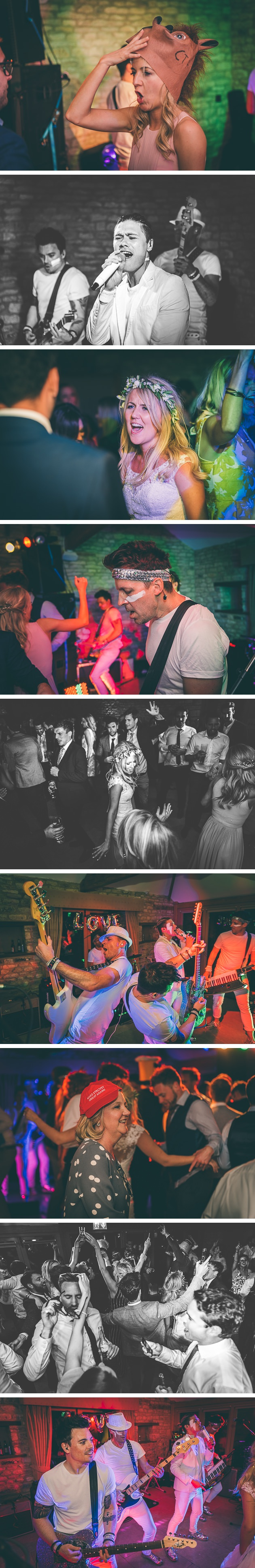 Caswell House Wedding Band