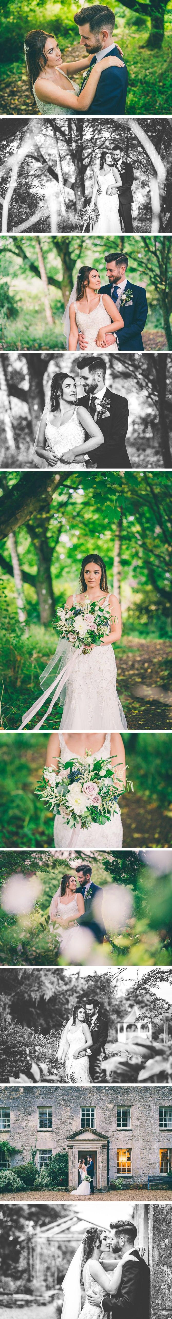 Bridal Photos at the Great Tythe Barn