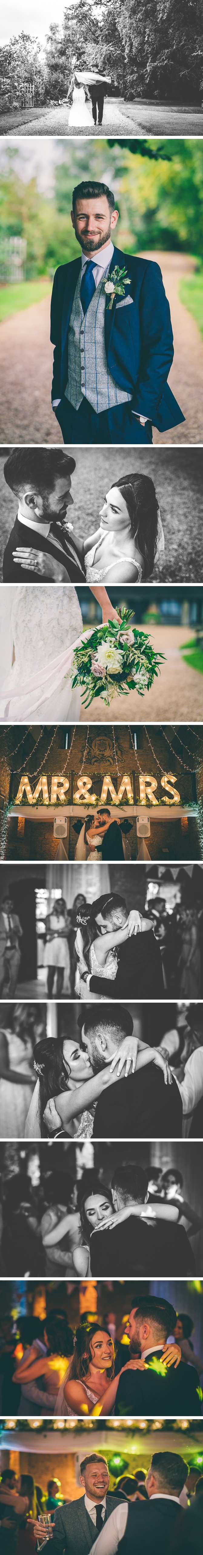 First Dance Photos at The Great Tythe Barn