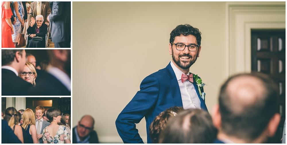 Elmore Court Spring Wedding