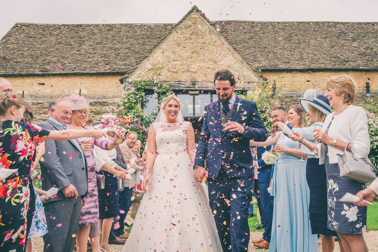 Great Tythe Barn - Emma & Pete