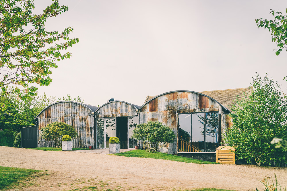 Stone Barn Summer Wedding