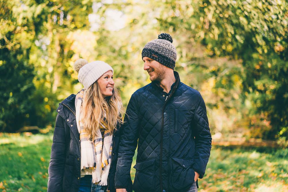 Westonbirt Arboretum in the Autumn