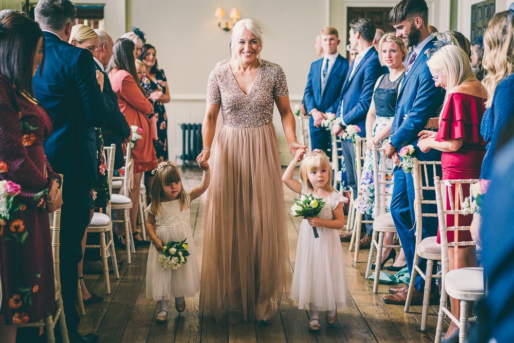Elmore Court Autumn Wedding