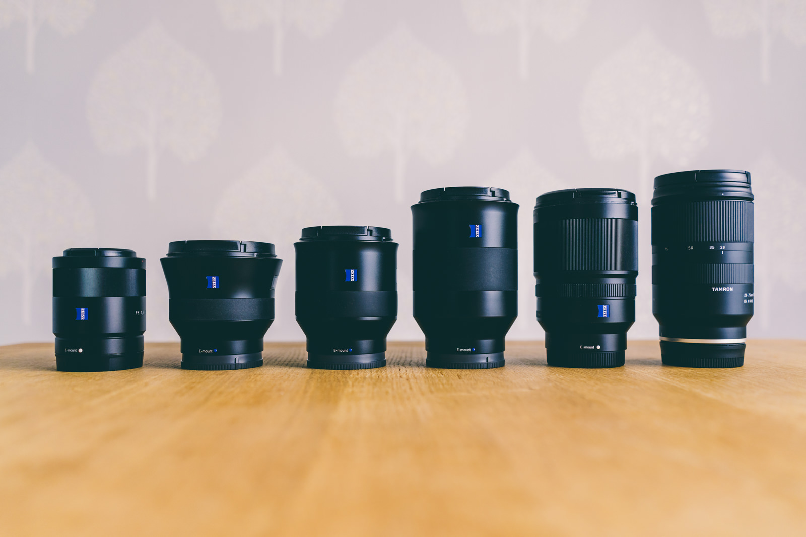 Sony Full Frame Lenses For Weddings